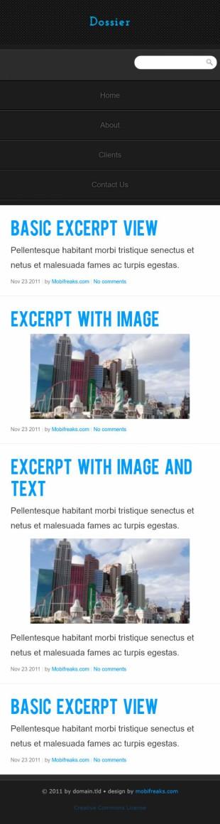 手机网站首页英文网站制作模板手机图片